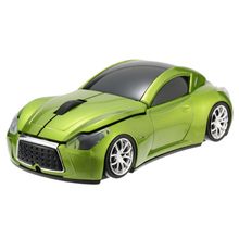 2.4GHz Wireless Mouse Racing Car Shaped Optical Mouse USB Mouse/Mice 3D 3 Buttons 1000 DPI/CPI Mouse for PC Laptop Desktop 2016(China (Mainland))