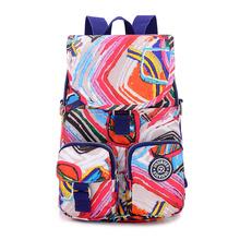 New Women Backpack Fashion Backpacks Women Women's Backpack for Teenage Girls Waterproof Nylon Shoulder Bag Back Pack Rucksack(China (Mainland))
