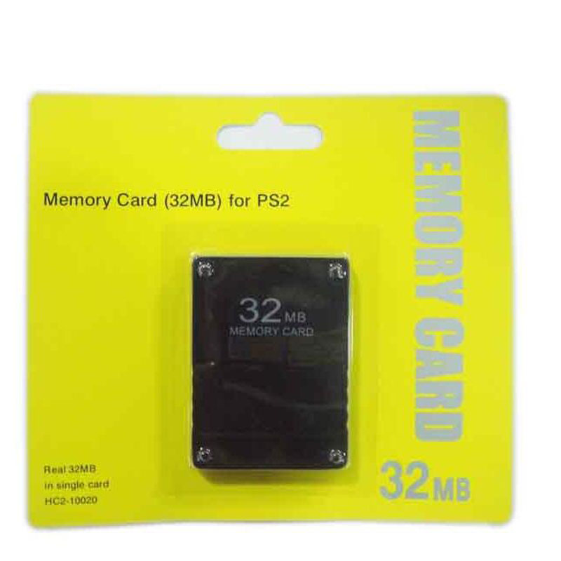 32MB 32M Memory Card Game Save Data Saver Restore Stick Module For Sony Playstation 2 PS2 Game Console(China (Mainland))