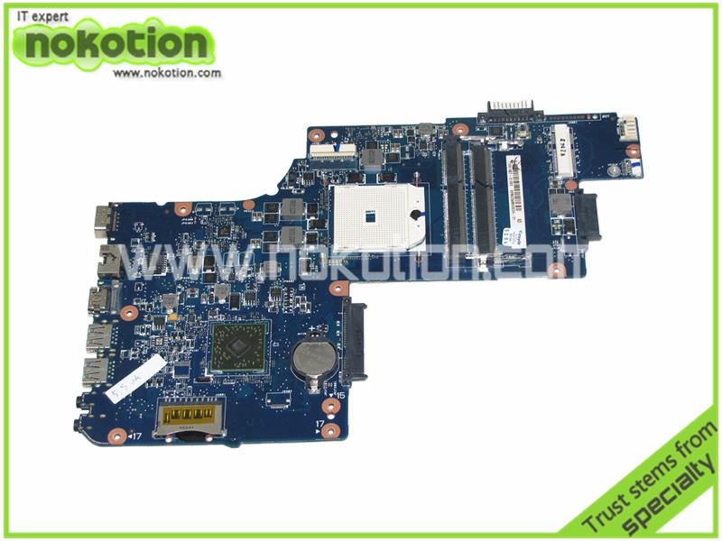 H000041530 laptop motherboard for Toshiba Satellite L850D C850 PLAC CSAC UMA MAIN BOARD REV 2.1 AMD DDR3(China (Mainland))