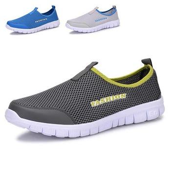 Мужчины кроссовки открытый дышащие кроссовки мода 2015 летние удобные Sapato бренда ...