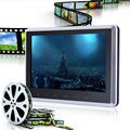 1080 Wx3 RGBx800 H HDMI 10 HD Digital TFT LCD Screen Universal Car Headrest Monitor DVD