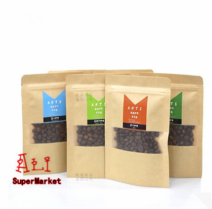 Only Today $7.79! High-quality Fresh Baked Blending Mandeling Coffee Bean Green Coffee Slimming Coffee Beans 100g Free Shipping(China (Mainland))