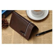 2015 New European And American Style Short Men Wallet Leather Zipper Wallets Man Money Clip Day