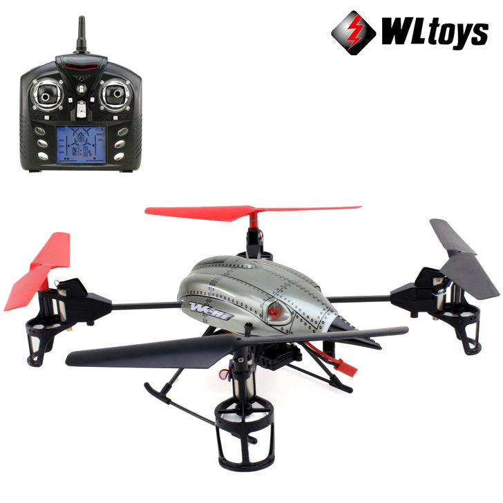 WLtoys V959 4 Axis 2 4G RC Remote Control UFO RC Quadcopter RC font b Helicopter