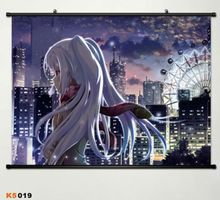 PLASTIC MEMORIES Giftia Isla Cosplay Home Decor Poster Wall Scroll Anime New 019