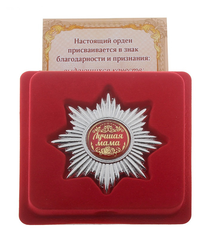 """Wholesale craft.female medallion.silver plated medal.women brooch.Russian art. national day/mother's day gift for """"The best mom""""(China (Mainland))"""