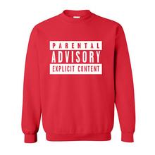 Autumn European Style fashion casual Parental Advisory Explicit Content streetwear man fleece hoodies sweatshirt Free shippin(China (Mainland))
