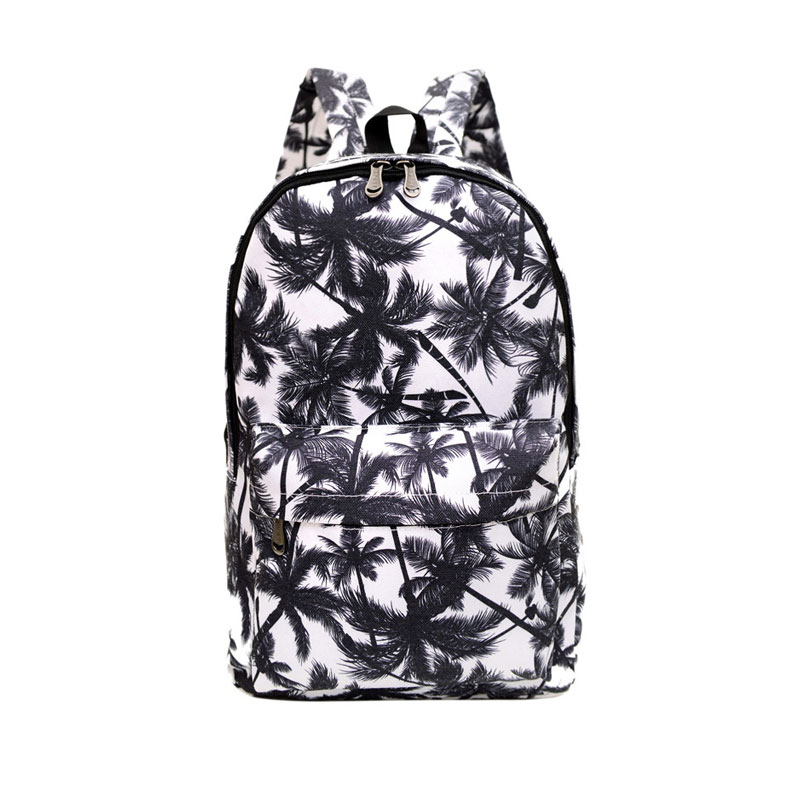 Hot Sales Mens Backpacks Women Shoulder Bag Canvas Printing Backpack Schoolbag Mochila Graffiti Unisex Rucksack B15331(China (Mainland))