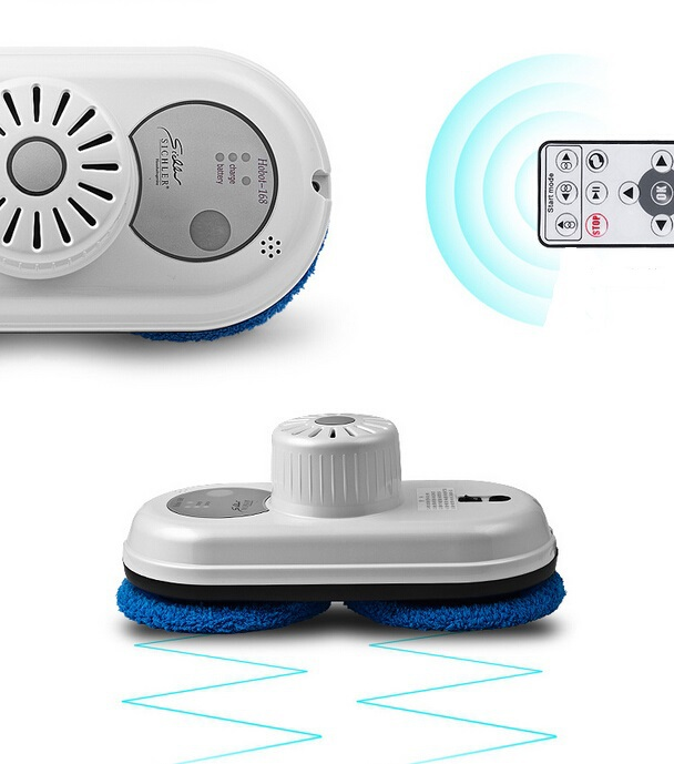 2015 Hot Sale Hot Vacuum Cleaner Window Glass Cleaning Robot Hobot Winbot Hobot 168 Remote Control Automatic(China (Mainland))