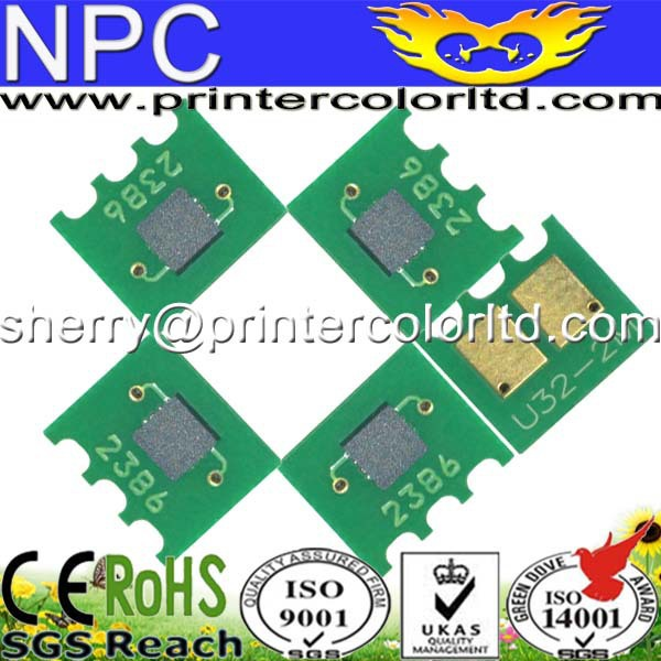 chip FOR CANON CRG-116 imageCLASS MF8050-Cn i-SENSYS MF 8050 CDN SENSYS MF-8080 black color refill chip-low shipping(China (Mainland))