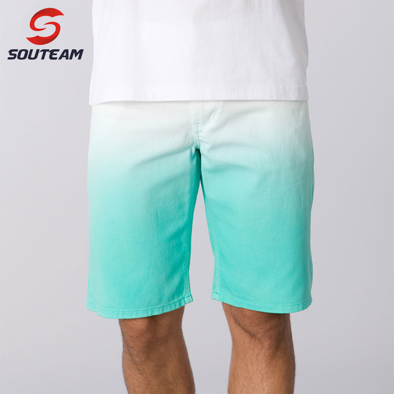 SOUTEAM Brand Beach Shorts For Men High Quality Brazilian Boardshorts Cotton Sports Shorts / Surfing Shorts Size M - XL#3410210(China (Mainland))