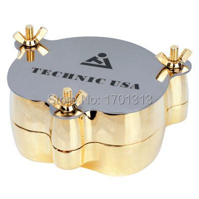 High quality Dental Accessories Cu-Zn alloy aluminum denture flasks dental flask moulding flask(China (Mainland))