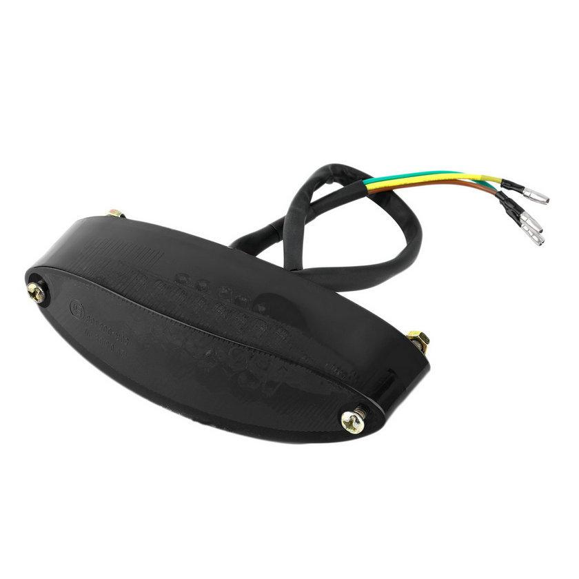 yamaha motorcycle integrated tail light wiring diagram