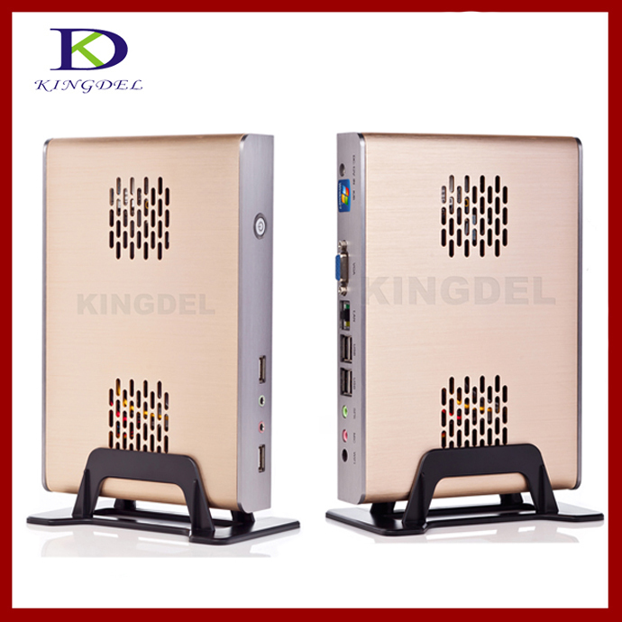 Mini PC Station Thin Client Computer Sharing Thin Client, PC Station, PC Terminal 32 Bit, HDMI support Windows XPE, 3D games(China (Mainland))