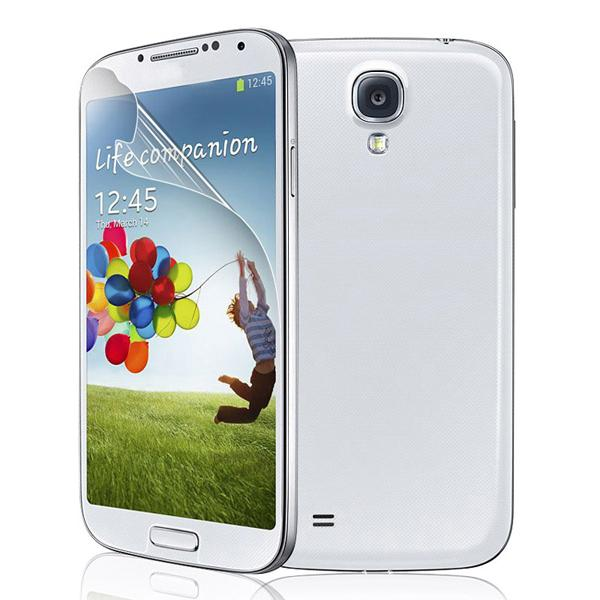 2015 3 x Clear LCD Guard Shield Screen Protector Film + Cotton Cloth FOR Samsung Galaxy S4 SIV I9500,3pcs/lot A273(China (Mainland))