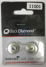 2pcs lot Original Black Diamond Blade 11003 Model For 11517 Tube Cutter