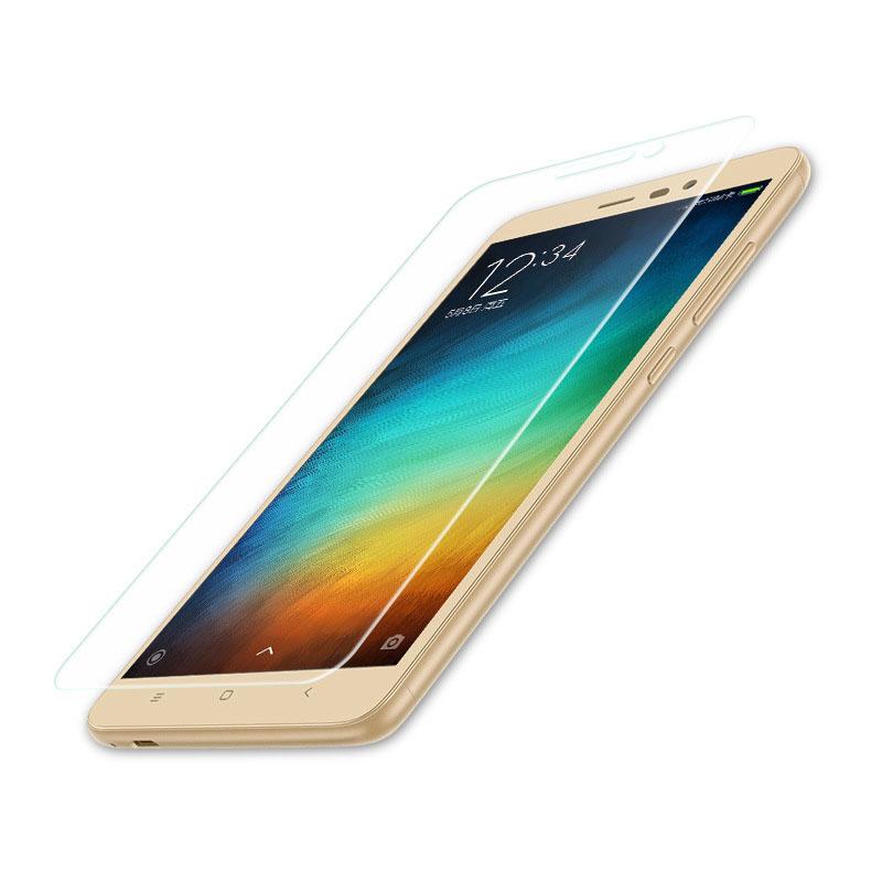 For xiaomi Redmi Note 3 Tempered Glass 9H 2.5D For 5.5inch for xiaomi Redmi Note 3 No Fingerprint Premium Screen Protector Film