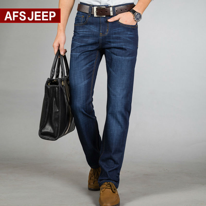 Autumn Spring New Fashion Mens Jeans Gray Color Printed Jeans Men Famous Brand Jeans Pants Cotton Size 38 40 42 44 Available(China (Mainland))