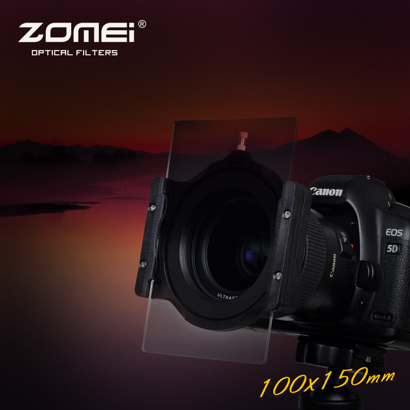 ZOMEI Square Gradual Blue ND4 ND2 ND8 Filter Kit +(  )mm Ring+CPL For COKIN Z  PRO.<br><br>Aliexpress