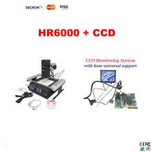 Hot air BGA repairing system LY HR6000 with LY Cobra CCD camera(China (Mainland))