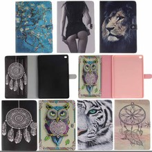 For Apple iPad Air 2 case Book style PU Leather Protective Skin for iPad 6 Cover With Card Holder Tablet Accessories Y4D33D(China (Mainland))