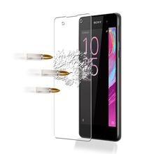 Xperia E5 Tempered Glass 9H 0.3mm 2.5D Nanometer screen protector Sony F3311 F3313 - Mico Union Development Technology Co.,Ltd store