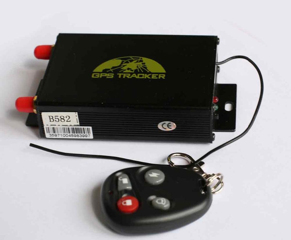 Coban Vehicle GPS Tracker TK105B gps gprs gsm tracking devices free Web Platform Service Car Security Burglar Alarm system(China (Mainland))