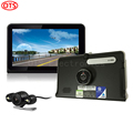 New 7 inch GPS Navigation Android GPS DVR Allwinner A33 Quad Core 16GB Dual Camera Digital