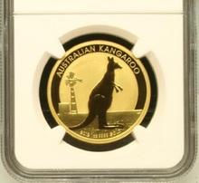 Проверить 2012 Австралия Кенгуру 1 тройскую унцию. вольфрам монета покрытием 1.5 г чистого золота и градуированных MS69(China (Mainland))