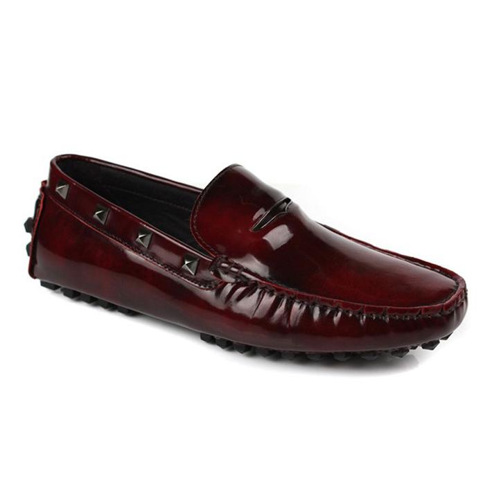 Фотография 2016 New Spring Casual 100% Real Genuine Leather Formal Brand Man Italian Loafers  Men