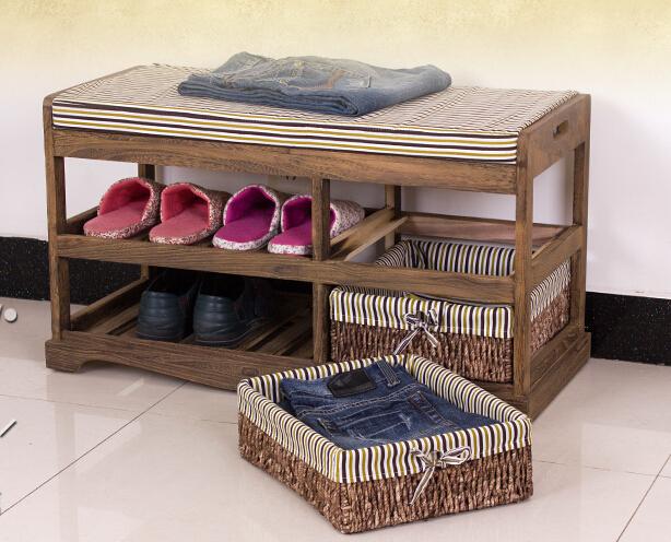Contemporáneo Muebles De Los Zapatos De Banco Ilustración - Muebles ...