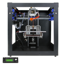 Geeetech Assembled Me Creator Mini Desktop 3D Printer machine for Professional With SD Card MK8 Extruder