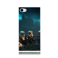 Star Wars  Wallpaper  Plastic Protective Shell Skin Bag Case For   Z5c z5 z2 z3 z4 Cases Hard Back Cover