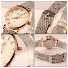 New Brand Dress Casual Clock Female Watch Diamond Wristwatches Stainless steel Luxury Quartz Women Fashion Watches