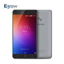Original blackview e7 mtk6737 quad core teléfonos celulares android 6.0 HD de 5.5 Pulgadas Del Teléfono Móvil 1G RAM 16G ROM de la Huella Digital Smartphone(China (Mainland))