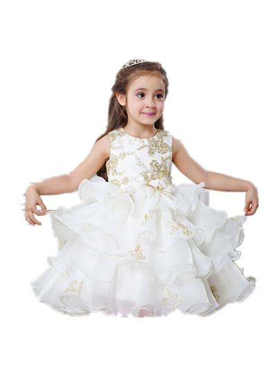 Noble Baptism Christening Gown,New Born Baby Girls/infant Princess Tutu Birthday Dresses,batizado,bapteme,robe Fille Enfant 5032(China (Mainland))