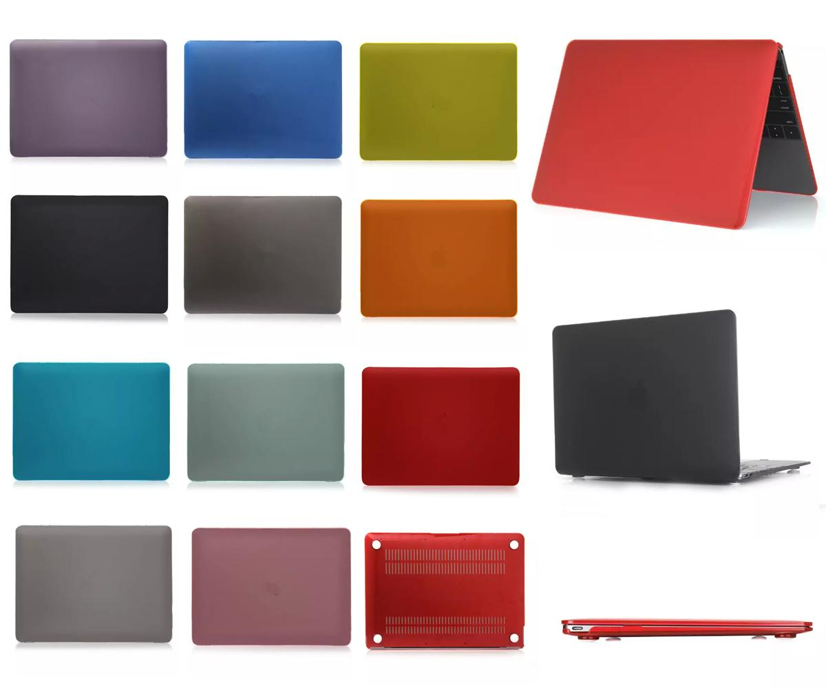 Ultra-thin Clear PC plastic Laptop Case for Macbook Air 12inch Protector case cover For Mac book 12(China (Mainland))
