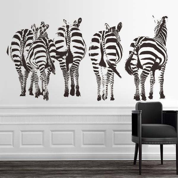 Лошадь наклейки на стены прыжки лошадь стены декора наклейки гостиной украшения дома спальня салон украшения