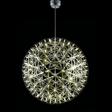 220V LED Pendant Lights modern living room stainless steel sphere fashion hotel clubs Netherlands Moooi Raimond Suspension Lamp(China (Mainland))