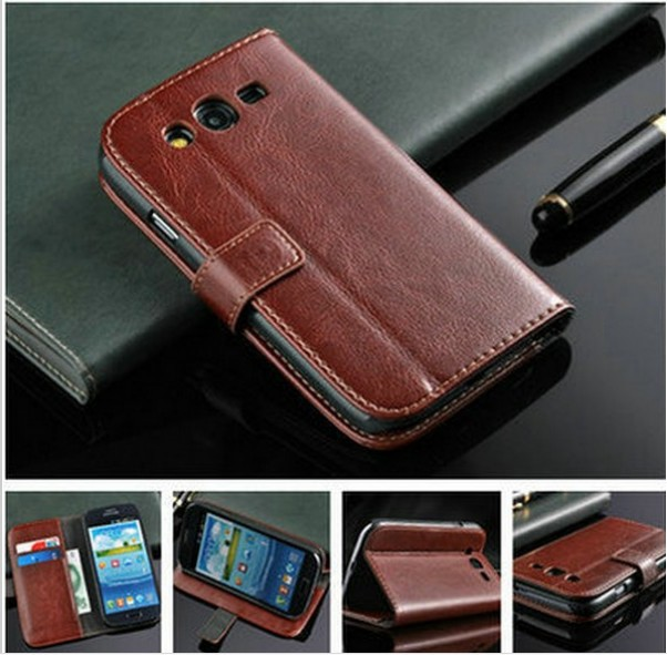 Luxury Wallet PU Leather Case Cover For Sony Xperia X10 X10i Cell Phone Back Flip Cover With Card Holder Stand(China (Mainland))