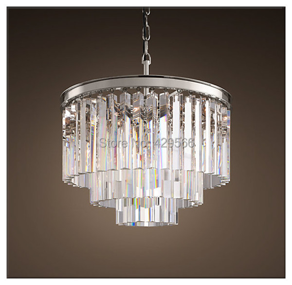 9pcs Light Source Vintage Industrial Pendant Light with 3 ring Glass Lamp(China (Mainland))
