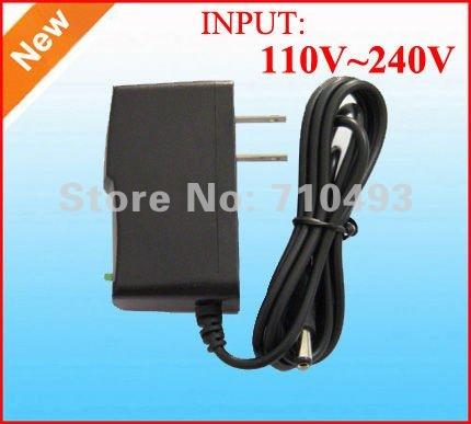 50pcs High quality AC/DC Power adapter 5V 1A / 5V 2A / 9V 1A / 12V 500mA / 12V 1A Power Supply US Plug Express shipping(China (Mainland))