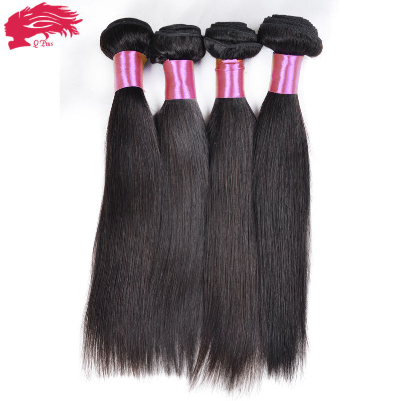 Peruvian Virgin Hair Straight Rosa Hair Products Human Hair Weave 3 Pcs Lot Peruvian Straight Hair Extensions 100g/pc 8-28 inch