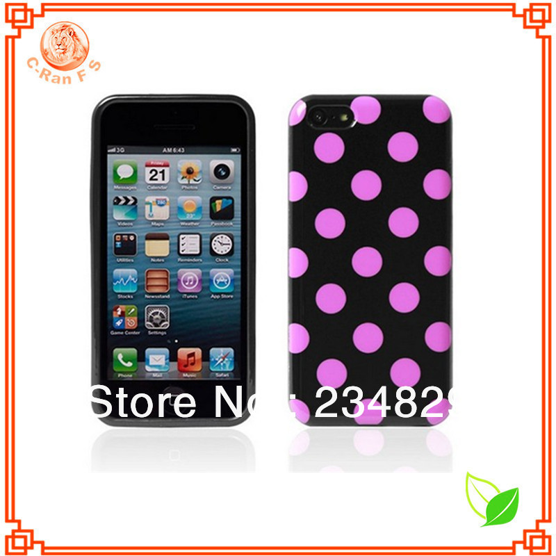 Free Shipping 10pcs/lot High Quality TPU Case for Iphone 5C Pantone Colors for Iphone 5C Case(China (Mainland))