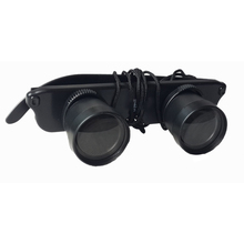 3 in 1 Portable Glasses Style Telescope / Presbyopic / Sunglasses 3X28 Telescope Binoculars for Fishing Reading Watching Sport