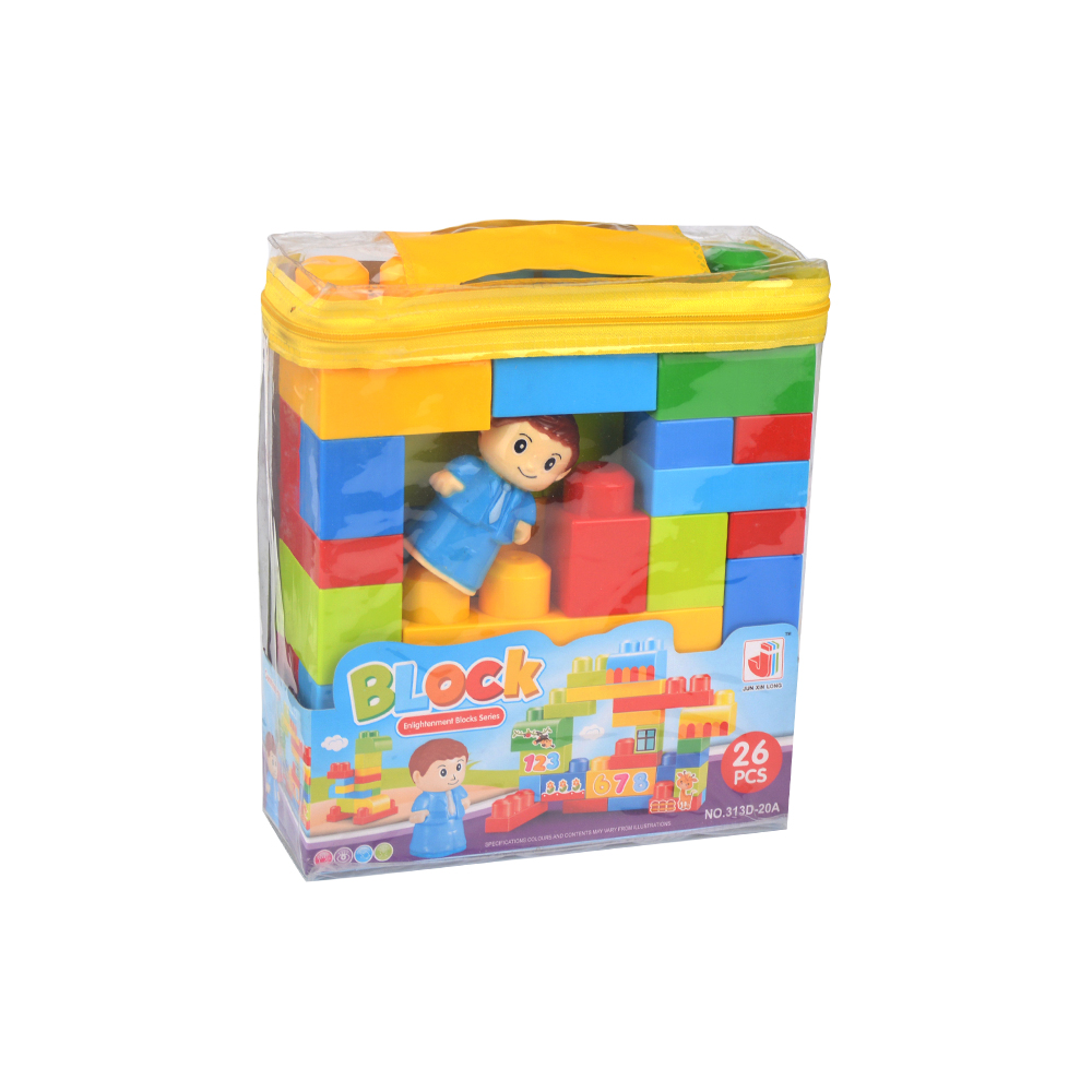 Kids Blocks Font B Toy