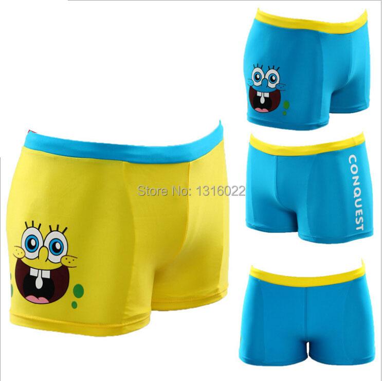 Купальные плавки для мальчиков Swimming trunks .children .two hero swimming trunks