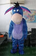 Eeyore mascot costume halloween costumes party costume dinosaurs fancy dress christmas kids gift surprise