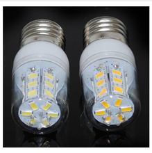 Buy E27 E14 Corn LED bulb Light Lamp SMD 5730 7W 12W 15W 18W 20W 21W 220V 240V LED Chandelier Candle Lighting for $27.00 in AliExpress store